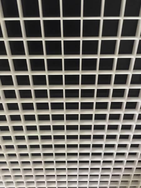 1195 x 595 Ventilated Eggcrate Diffuser