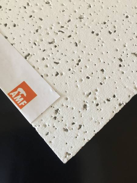 1195 X 595 AMF Planet Square Edge Ceiling Tiles