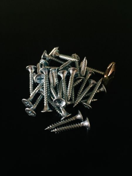 Fine Threaded Drywall Screw Designed for Fixing Plasterboard