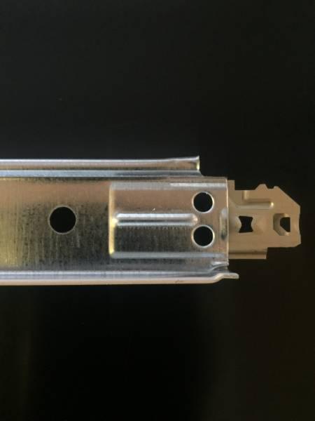 Donn 600mm Cross Tees  (White/24mm)