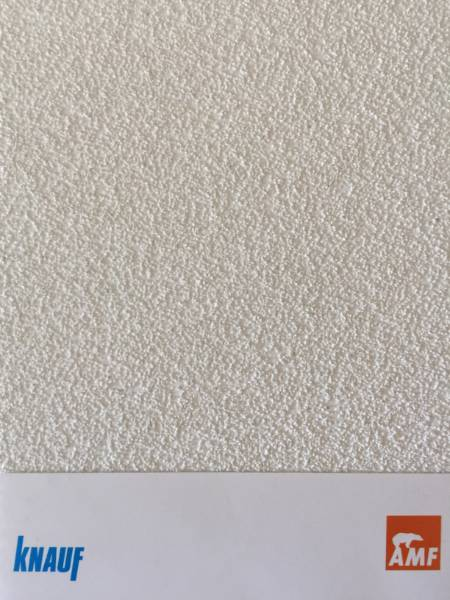 595 X 595 AMF Orbit Square Edge Ceiling Tiles
