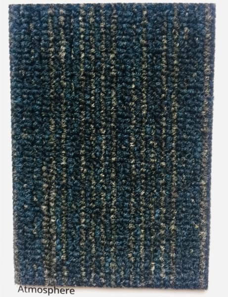 Aurora Atmosphere Blue Carpet Colour Swatch
