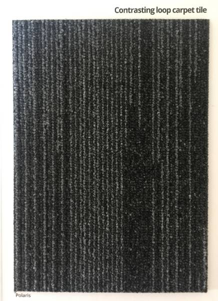 Aurora Atmosphere Black Carpet Colour Swatch