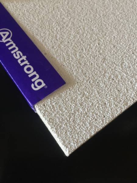 595 X 595 Armstrong Dune Evo Square Edge Ceiling Tiles (BP5460)