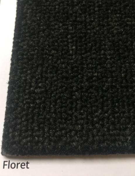 Dahlia Floret Black Carpet Colour Swatch