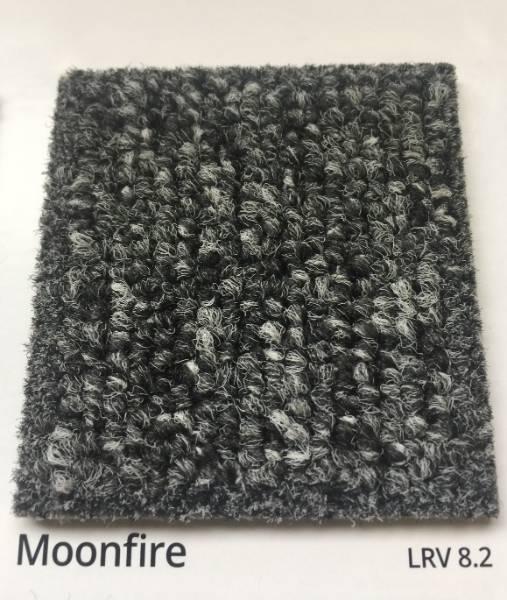 Dahlia Moonfire grey Carpet Colour Swatch