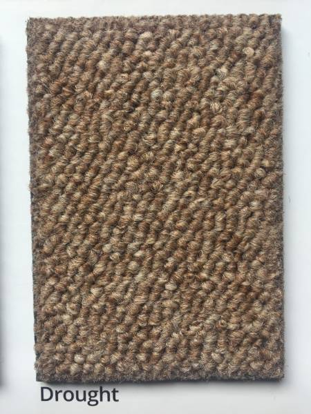 Skyscape Drought Brown Carpet Colour Swatch