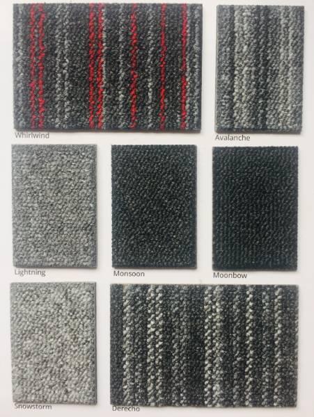 Carpet Colour Swatch
