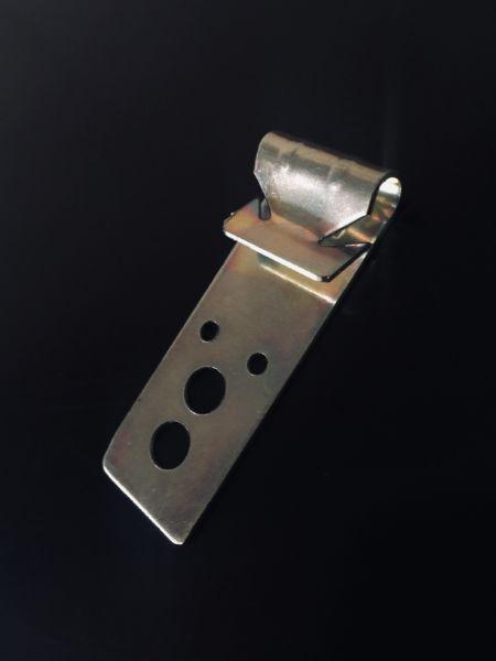 Hammerfix Nylon Vertical Flange Hanger for Ceiling Tiles