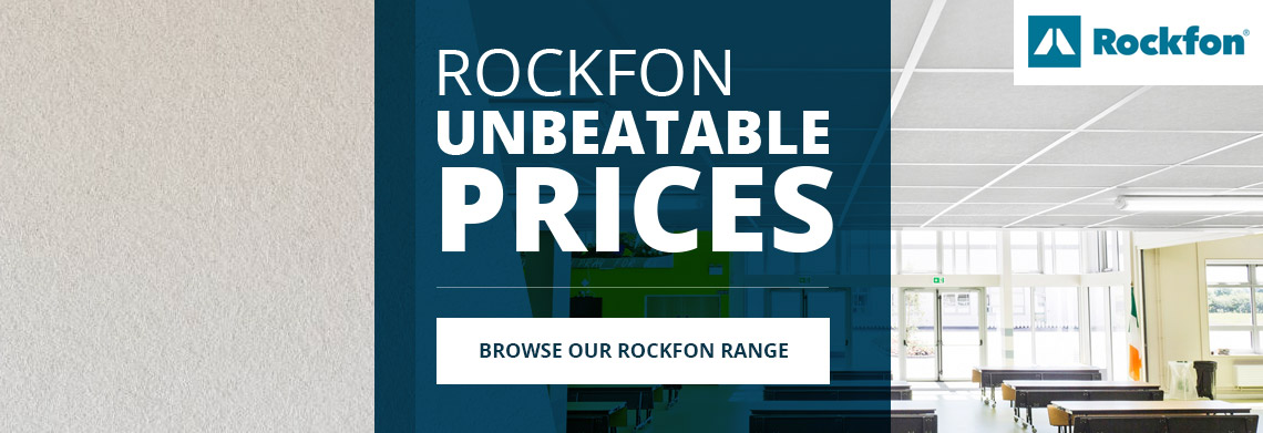 Website Banner Image Rockfon Ceiling Tiles