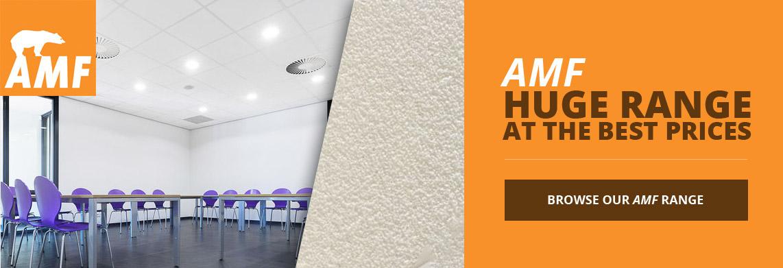 Website Banner Image AMF Ceiling Tiles